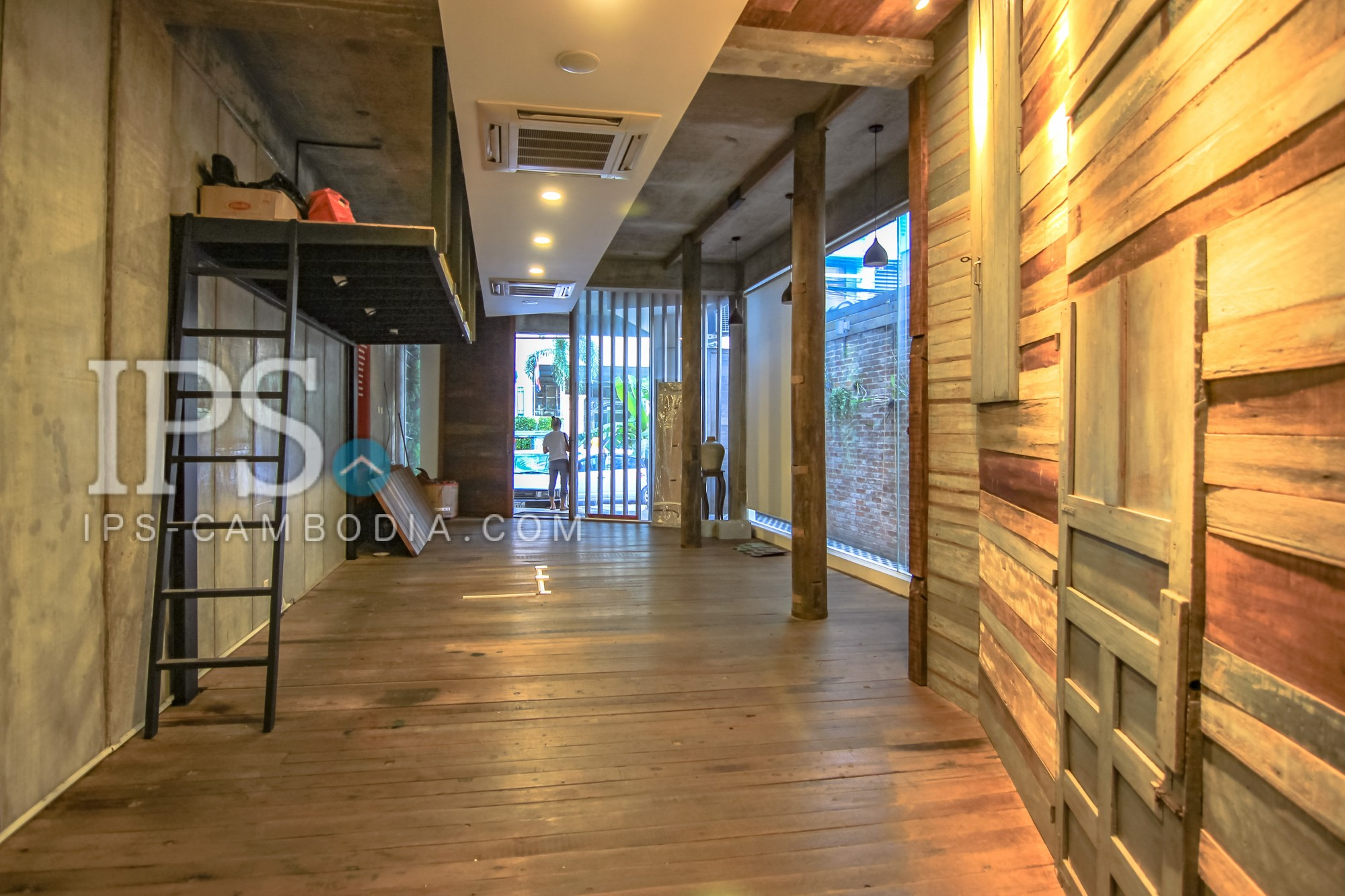 4.5m x 14m Retail Space for Rent - BKK1