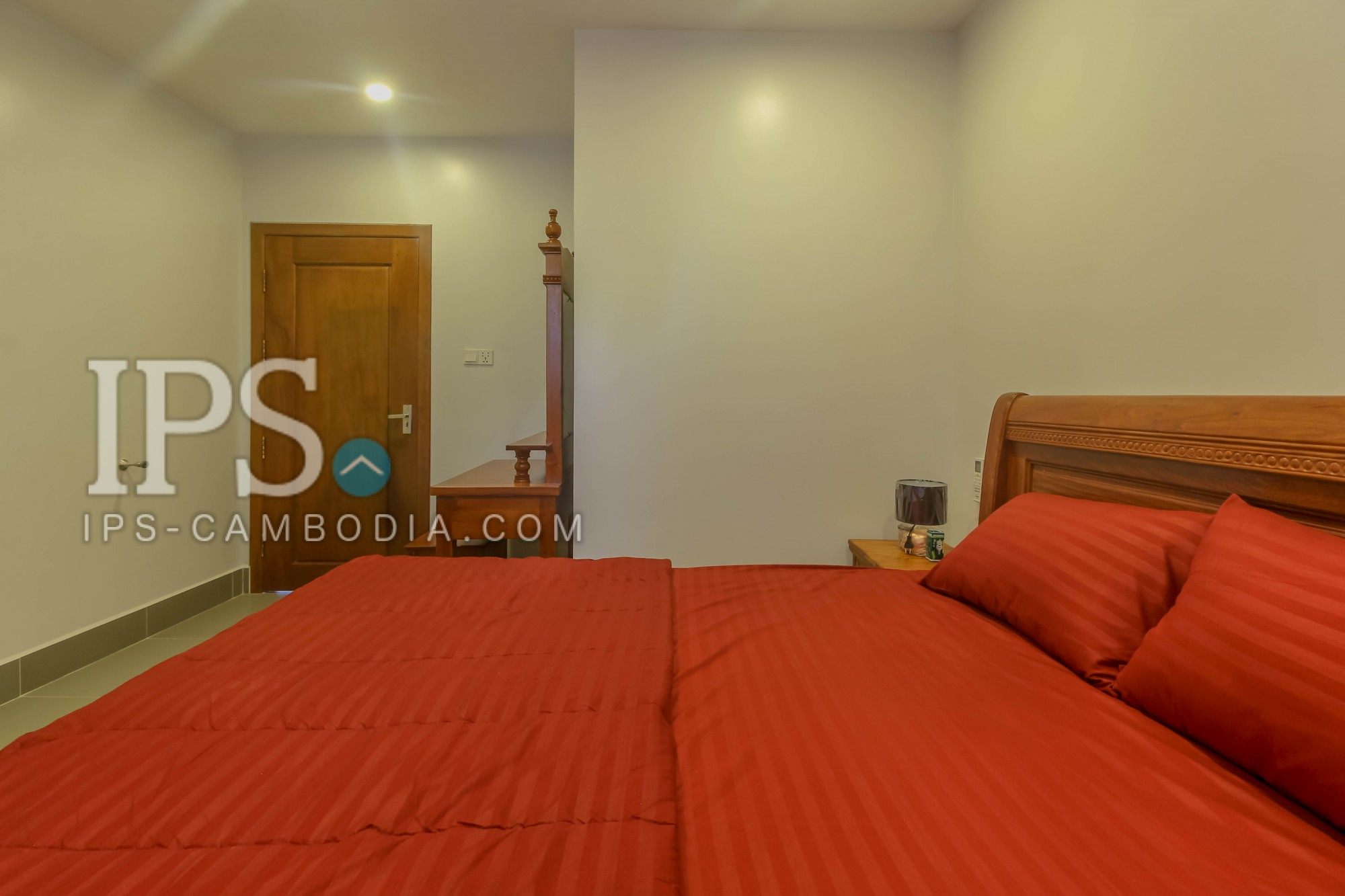 Brand-new 1 Bedroom Flat For Rent - Wat Damnak, Siem Reap