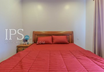 Brand-new 1 Bedroom Flat For Rent - Wat Damnak, Siem Reap thumbnail