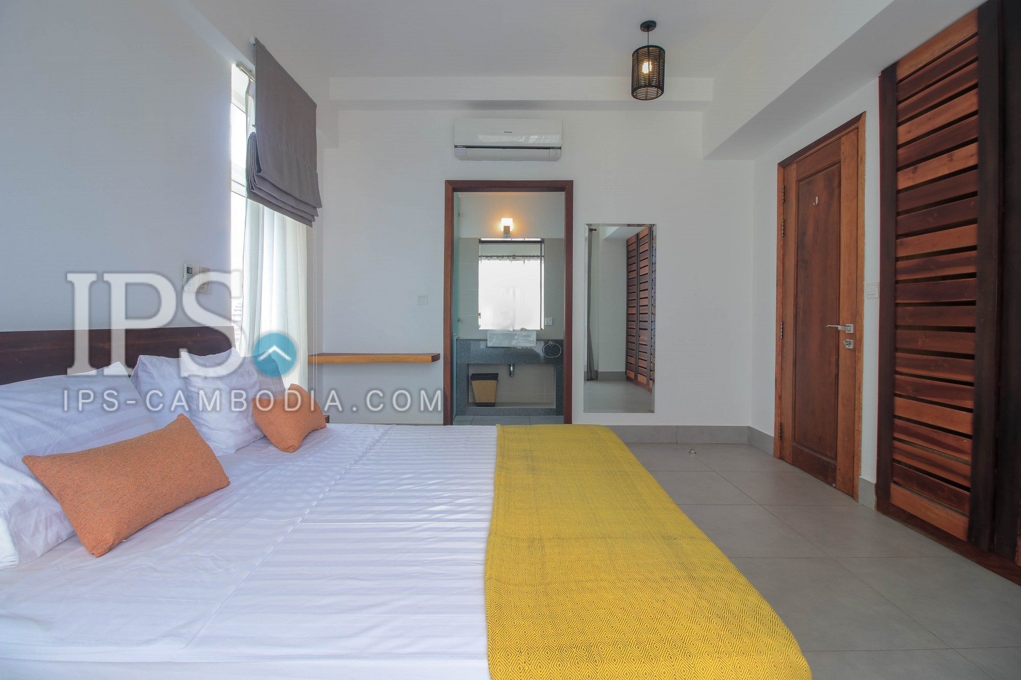 Phnom Penh Serviced Apartment - Two Bedrooms