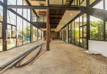 3 Bedroom And Commercial Space For Rent - Sala Komreuk, Siem Reap thumbnail