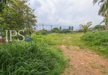 2380 sqm. Land For Sale - Sihanoukville