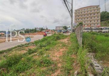 2049 sqm Land For Sale - Sihanoukville