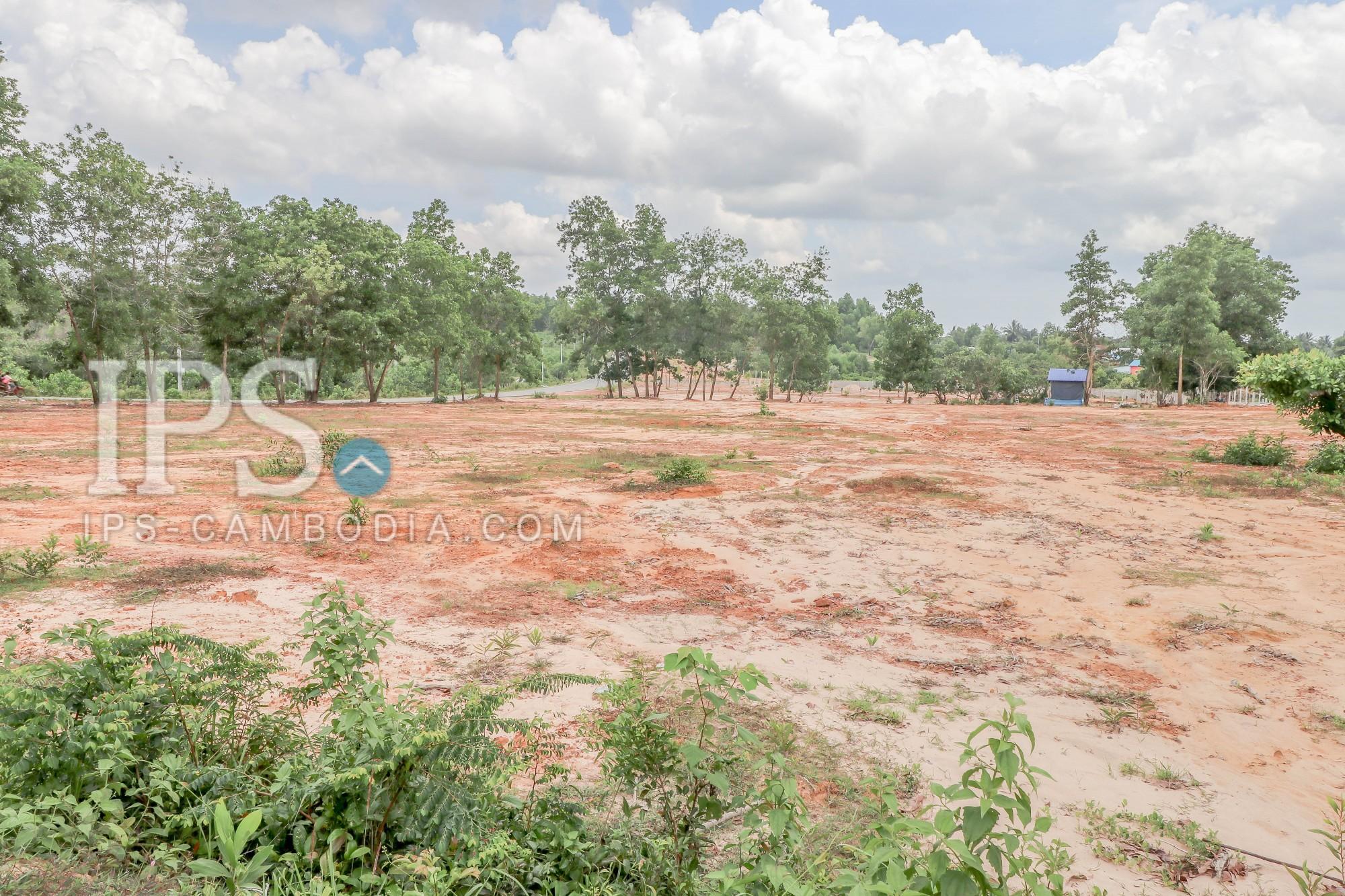 11730sqm. Land For Sale - Sihanoukville