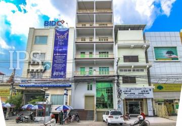 7 Floors Commercial Building For Rent - Chbar Ampov, Phnom Penh  thumbnail