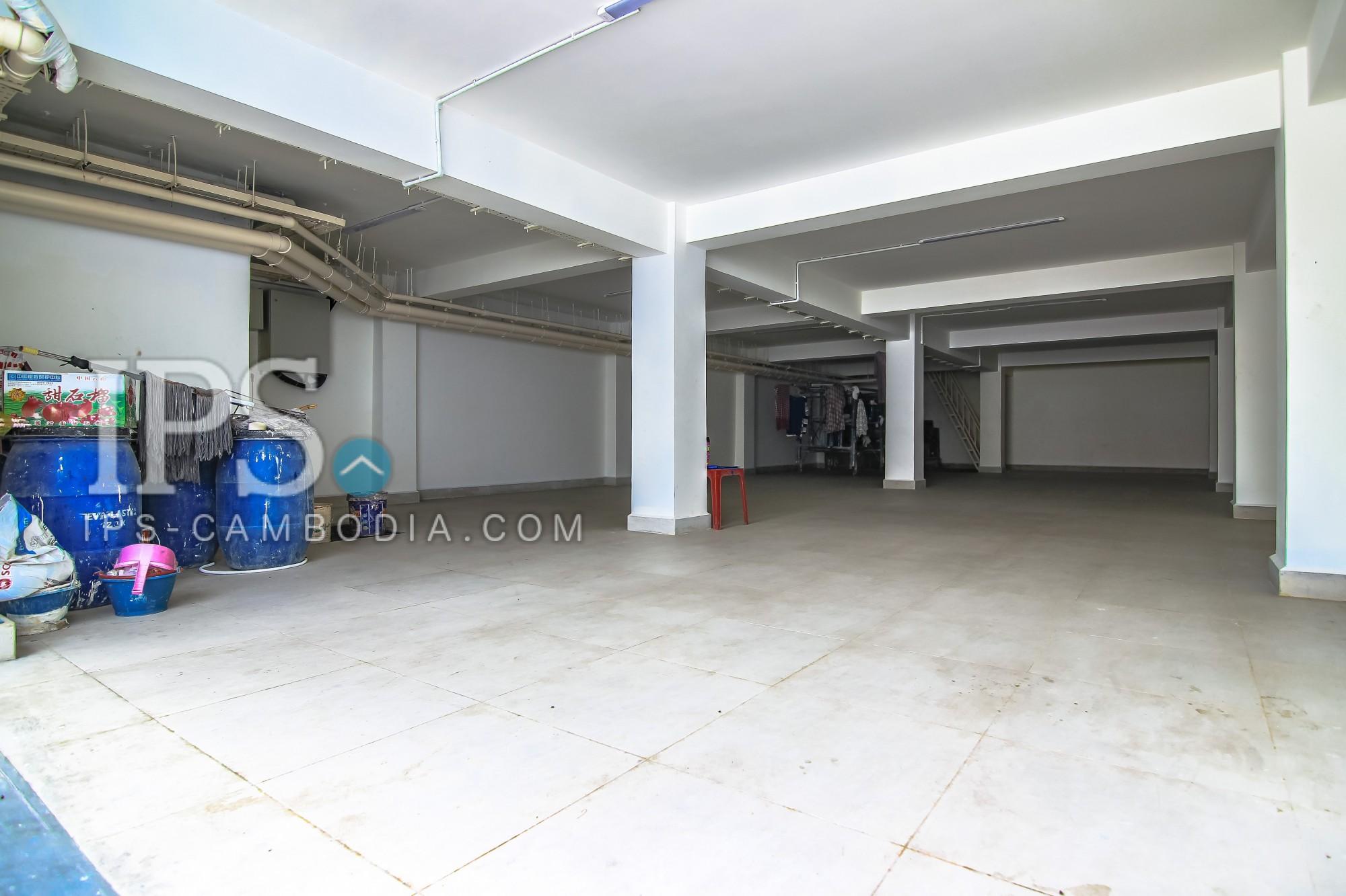 7 Floors Commercial Building For Rent - Chbar Ampov, Phnom Penh
