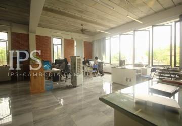 80sqm Office Space  For Rent - Slor Kram, Siem Reap thumbnail