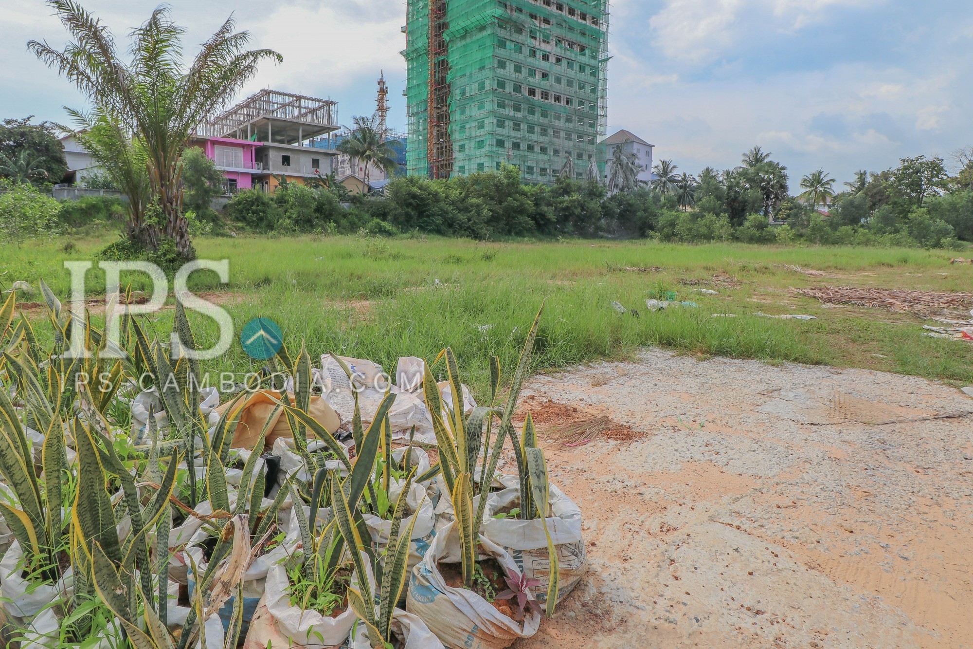 21,080sqm Land For Rent - Sihanoukville, Kouch Asai Area,