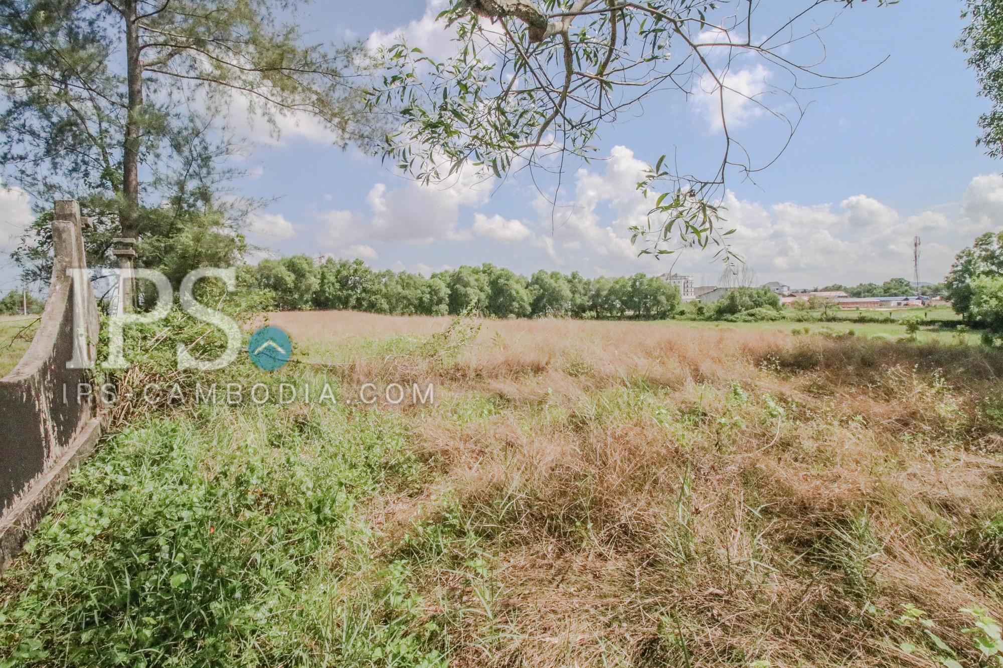 8,657sqm. Land For Sale - Sihanoukville, Ostrest Beach Area