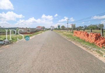 37,000 sqm. Land For Sale - Sihanoukville ( Ou Chheuteal Beach )