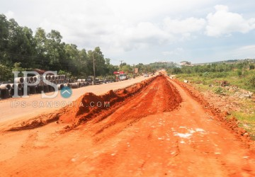 6,716 sqm Land For Sale - Sihanoukville ( Ou-Chheuteal Beach )