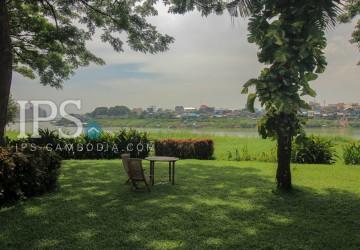 1 Bedroom Services Apartment For Rent - Tonle Bassac, Phnom Penh thumbnail