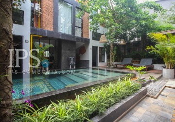 Boutique 15 Rooms For Rent - Svay Dangkum, Siem Reap