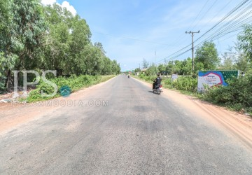 3,788 sqm Land For Rent - Sihanoukville ( Otres Beach )