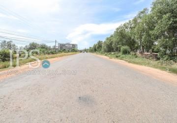 17,220 sqm Land For Sale - Sihanoukville ( Otres Beach )