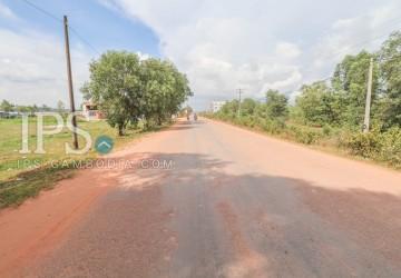 15,200sqm Land For Sale - Sihanoukville