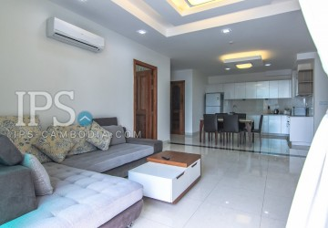 Three Bedrooms in BKK3 - Phnom Penh Apartments For Rent