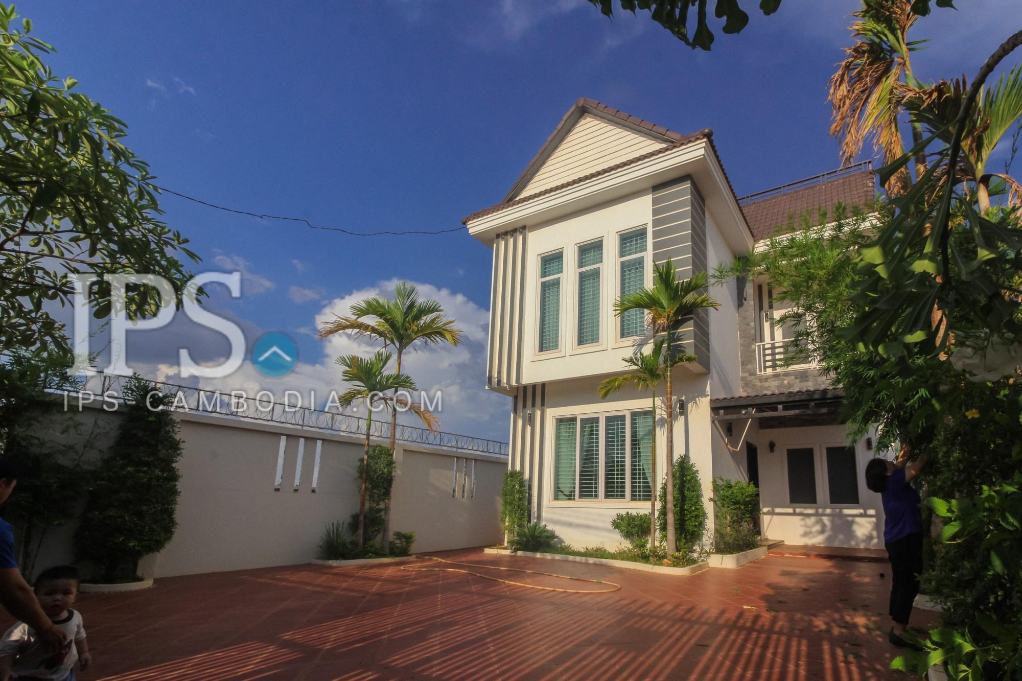 Brand New 2 Bedrooms Villa for Rent - Siem Reap
