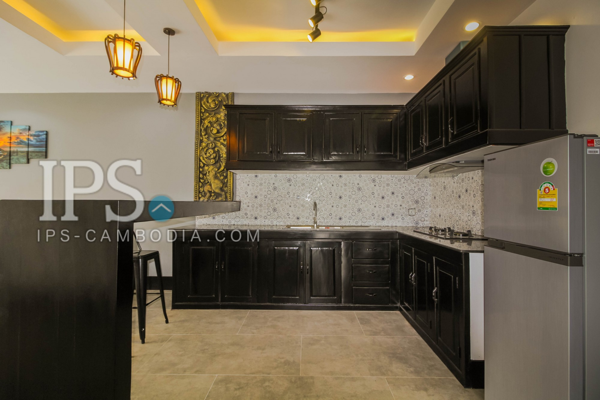 2 Bedroom Apartment for Rent - National Road 6, Siem Reap