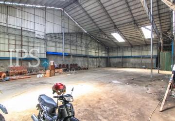 600sqm Warehouse  For Rent  - BKK3  thumbnail