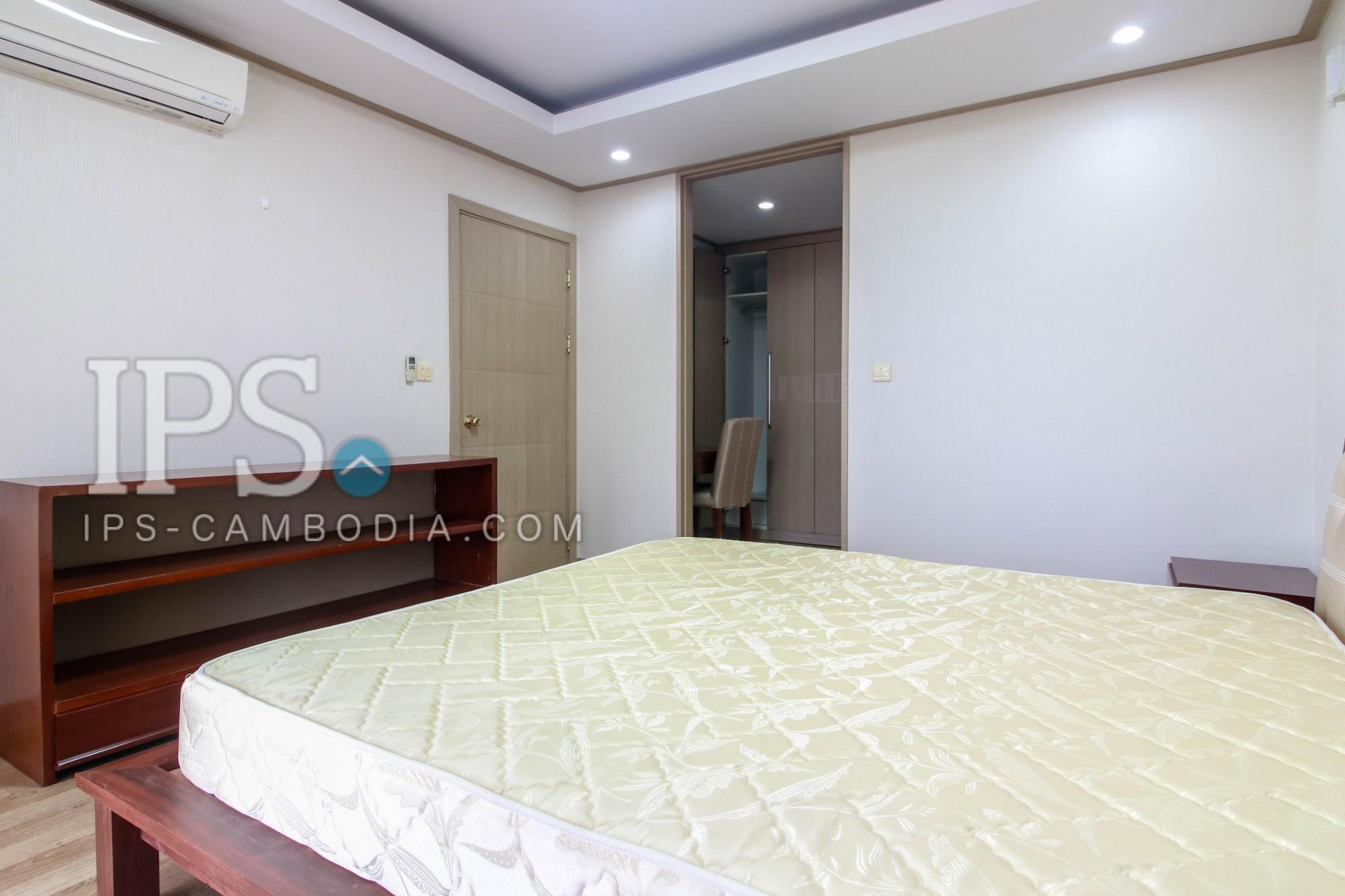 Modern 2 Bedroom Apartment for Rent - Toul Kork