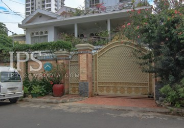 405 sqm Land and Villa For Sale - BKK3