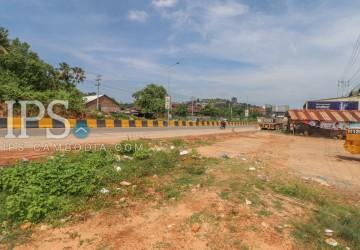 20,000sqm Land For Rent - Near Sihanoukville Port