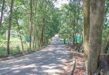 1763sqm Land For Sale - Sihanoukville