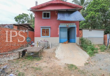 192sqm House and Lot For Sale in Sihanoukville