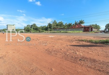 925sqm Land For Sale - Sihanoukville