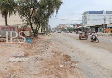 496sqm Land For Sale - Sihanoukville