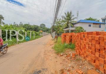 2,925sqm Land For Rent - Sihanoukville, Ekreach