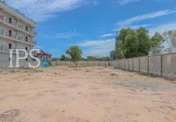 1,760sqm Land For Rent - Sihanoukville (Tolkhsaach)