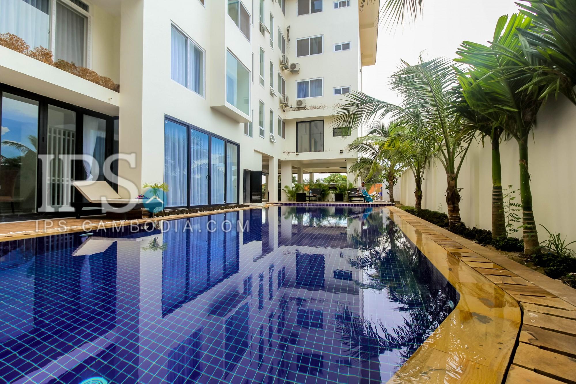 3 Bedroom Condo For Sale in Svay Dangkum, Siem Reap