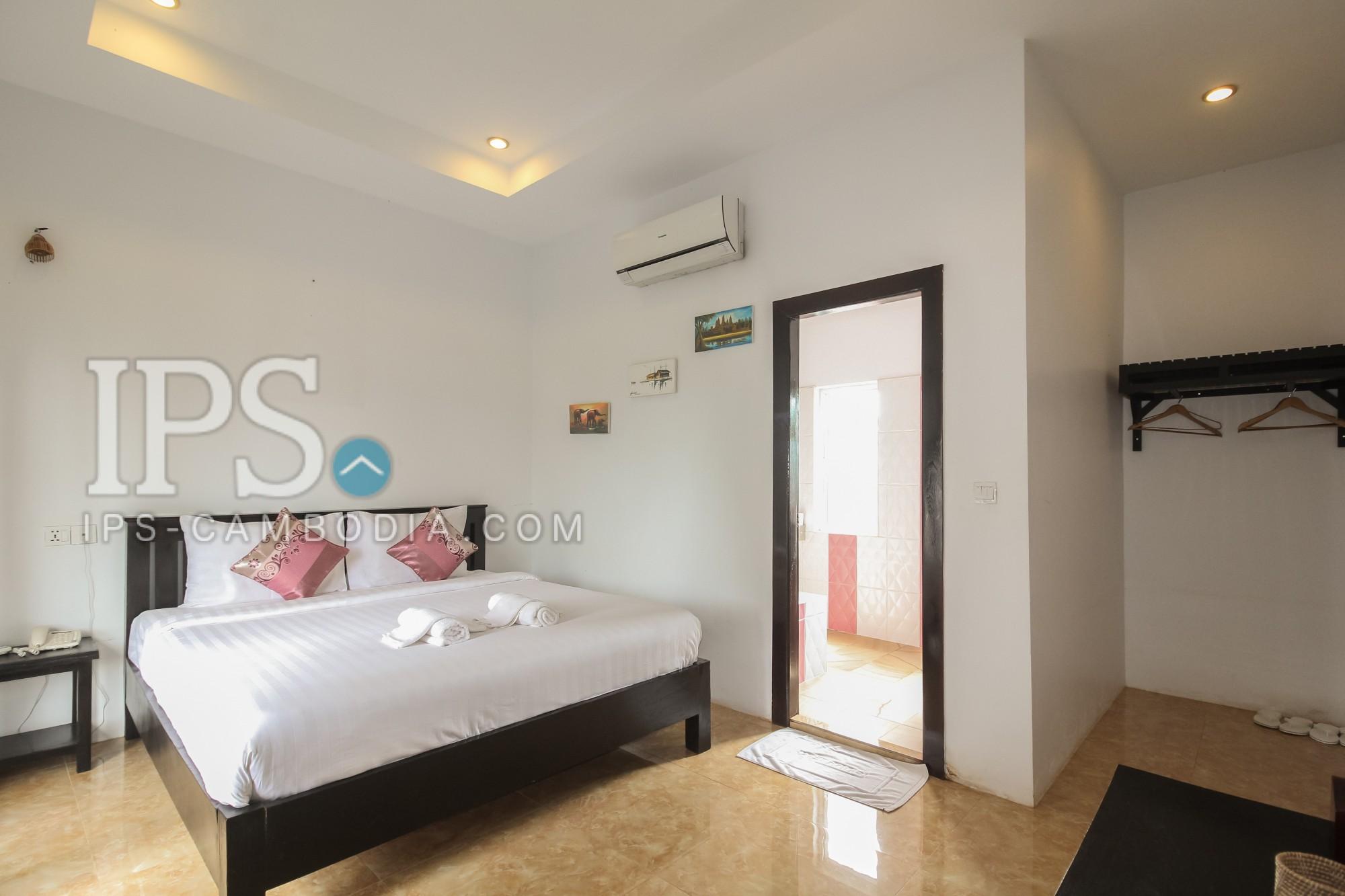 11 Bedroom Boutique Hotel for Rent in Svay Dangkum, Siem Reap