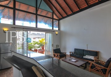 2 Bedrooms Plus Rooftop Terrace Flat For Sale - Wat Phnom,Phnom Penh