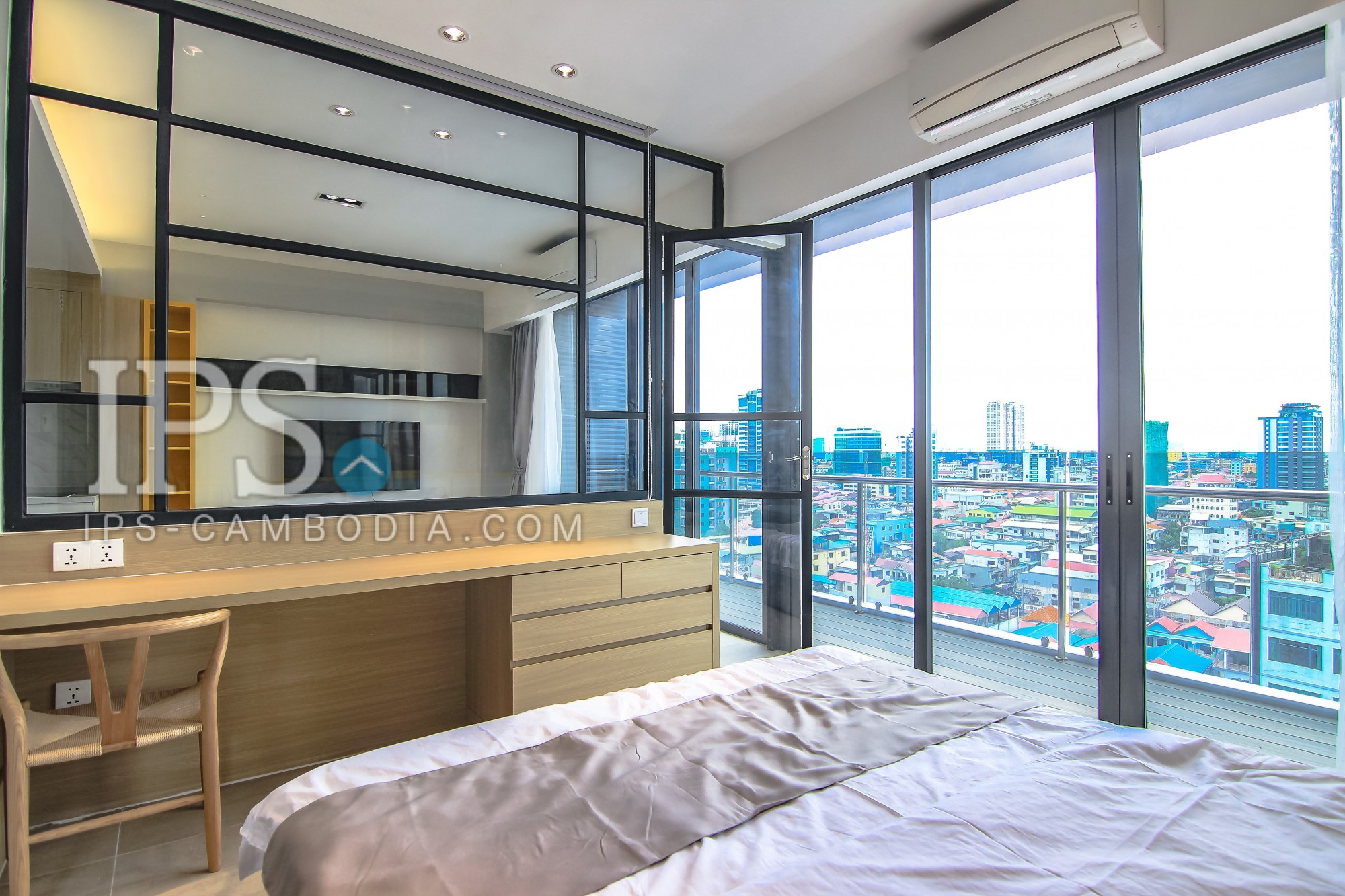 1 Bedroom Apartment for Rent -  Central BKK1