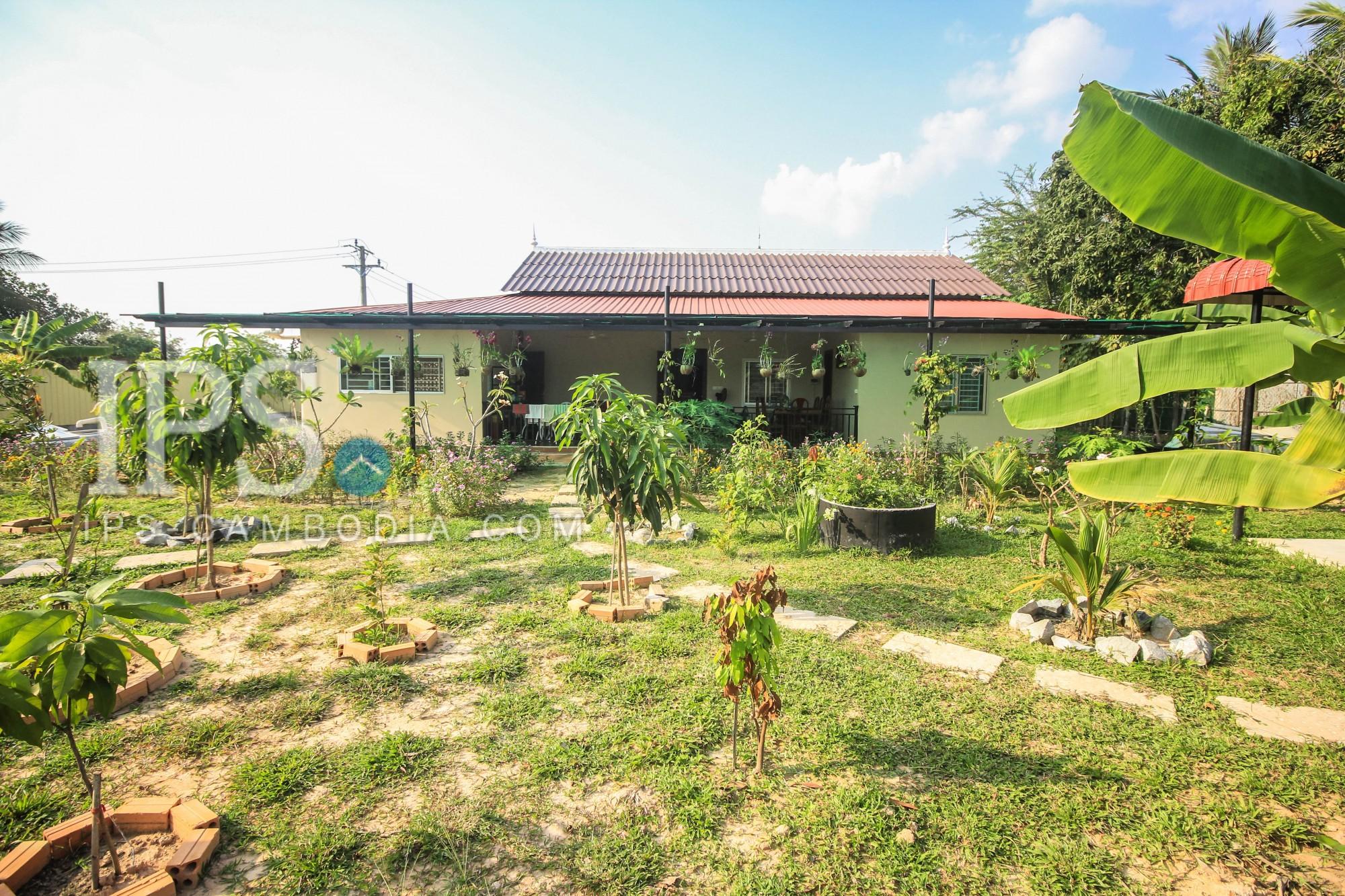 Kouk Chak Area - Brand New 3 Bedroom House for Rent
