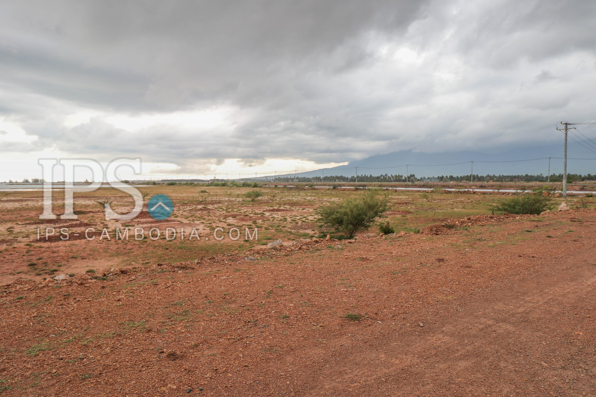 100 Hectares Land for Sale - Kampot ( Economic Zone Location)