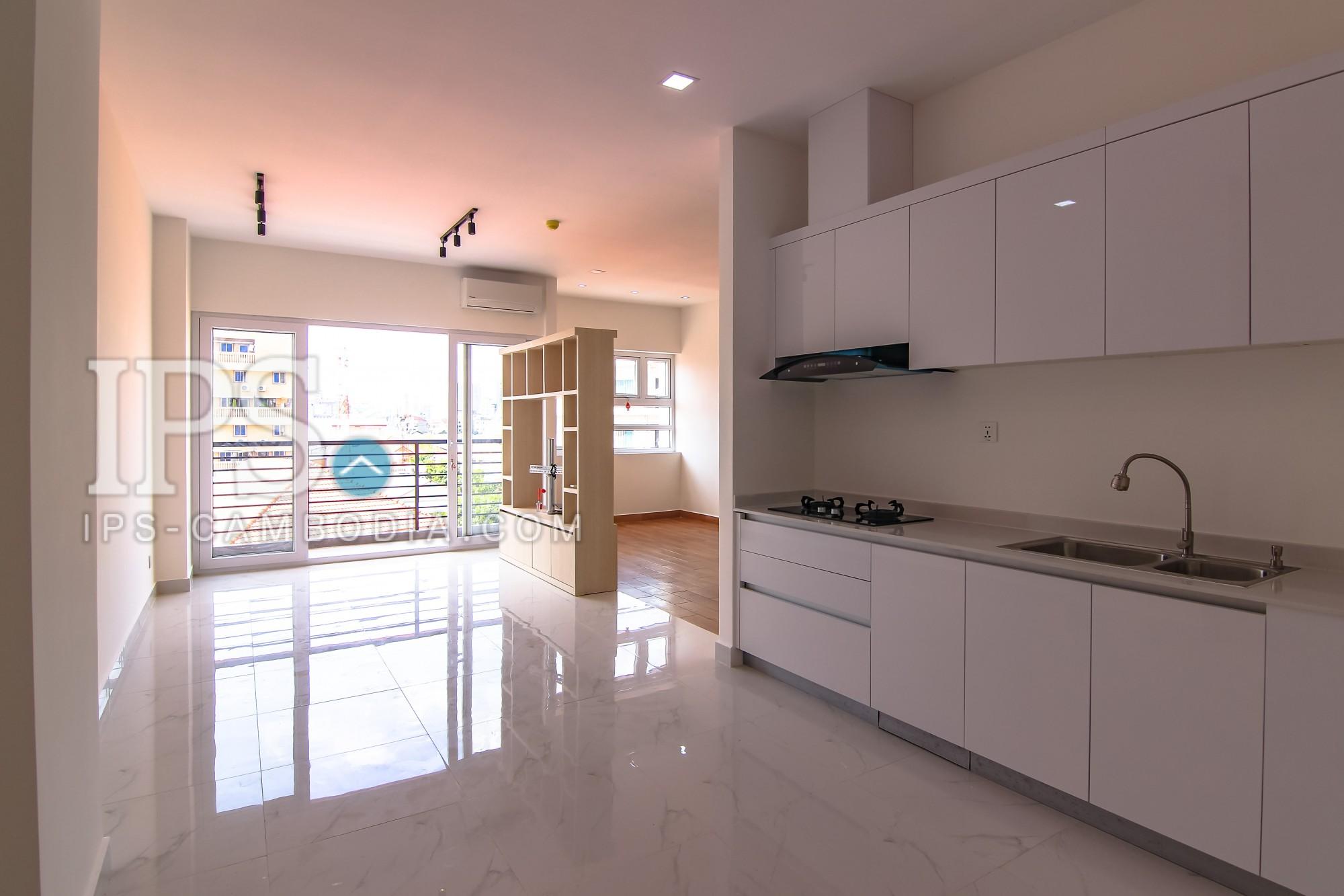 Studio Room Apartment for Rent - Boeung Tumpon