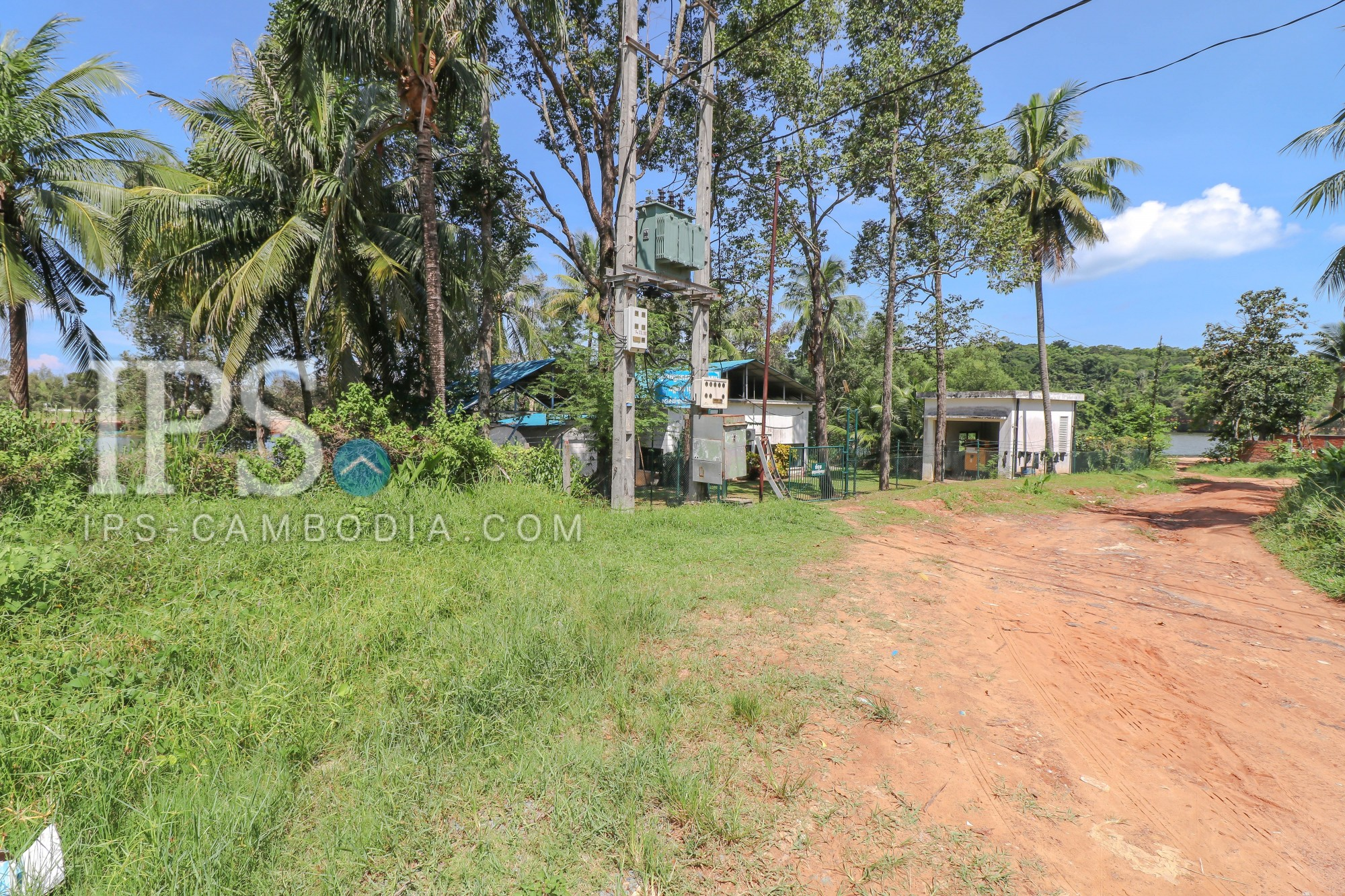 336sqm Land For Sale - Sihanoukville