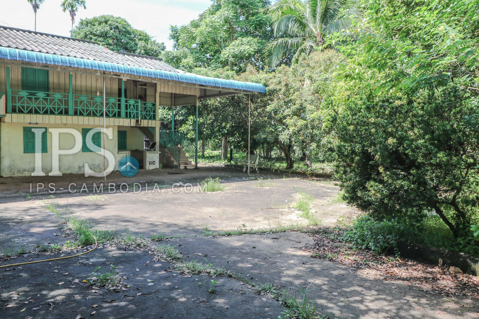 2,380sqm Land For Rent - Sihanoukville