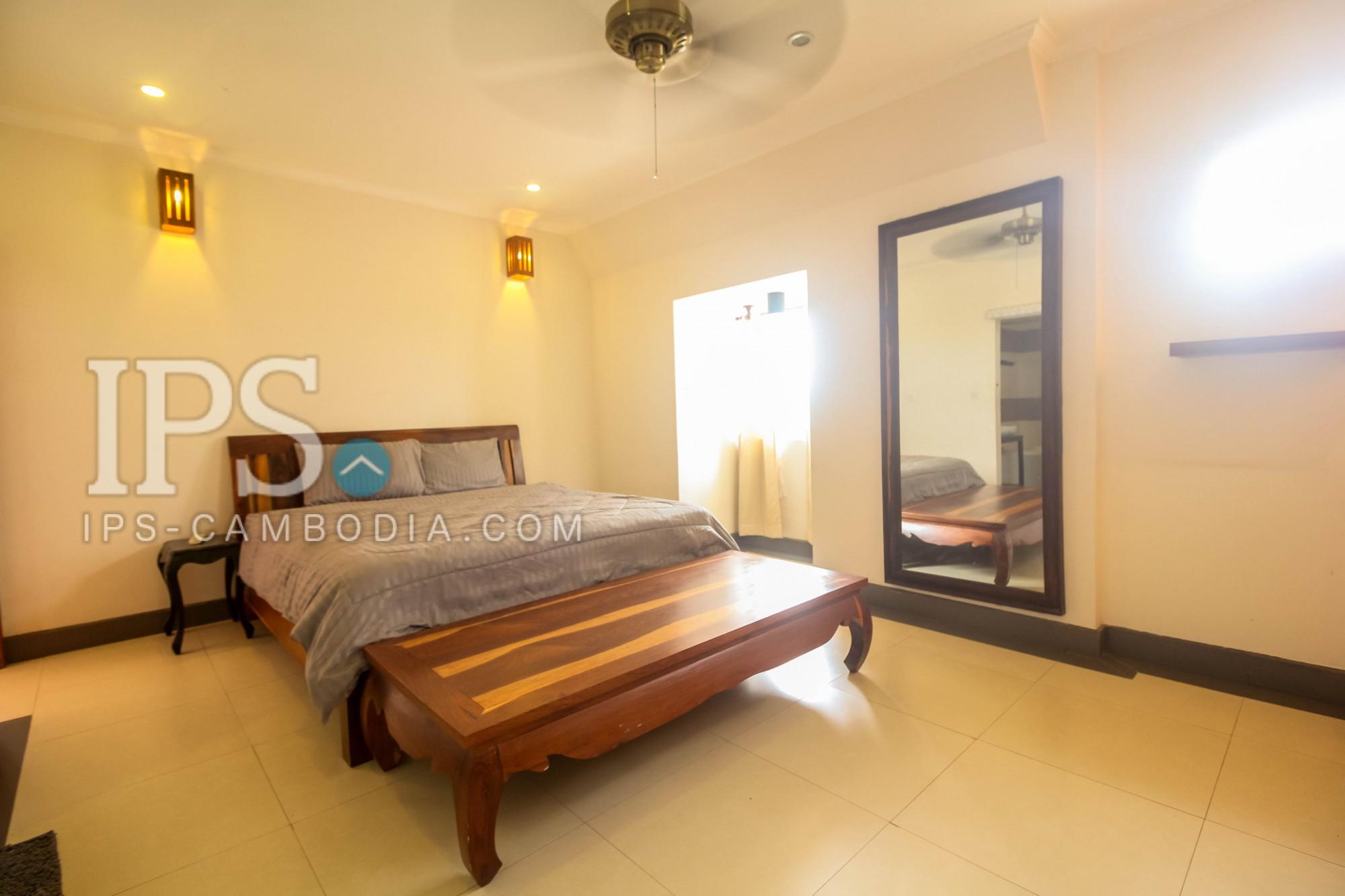 4 Bedrooms Apartment For Rent - Slor Kram, Siem Reap