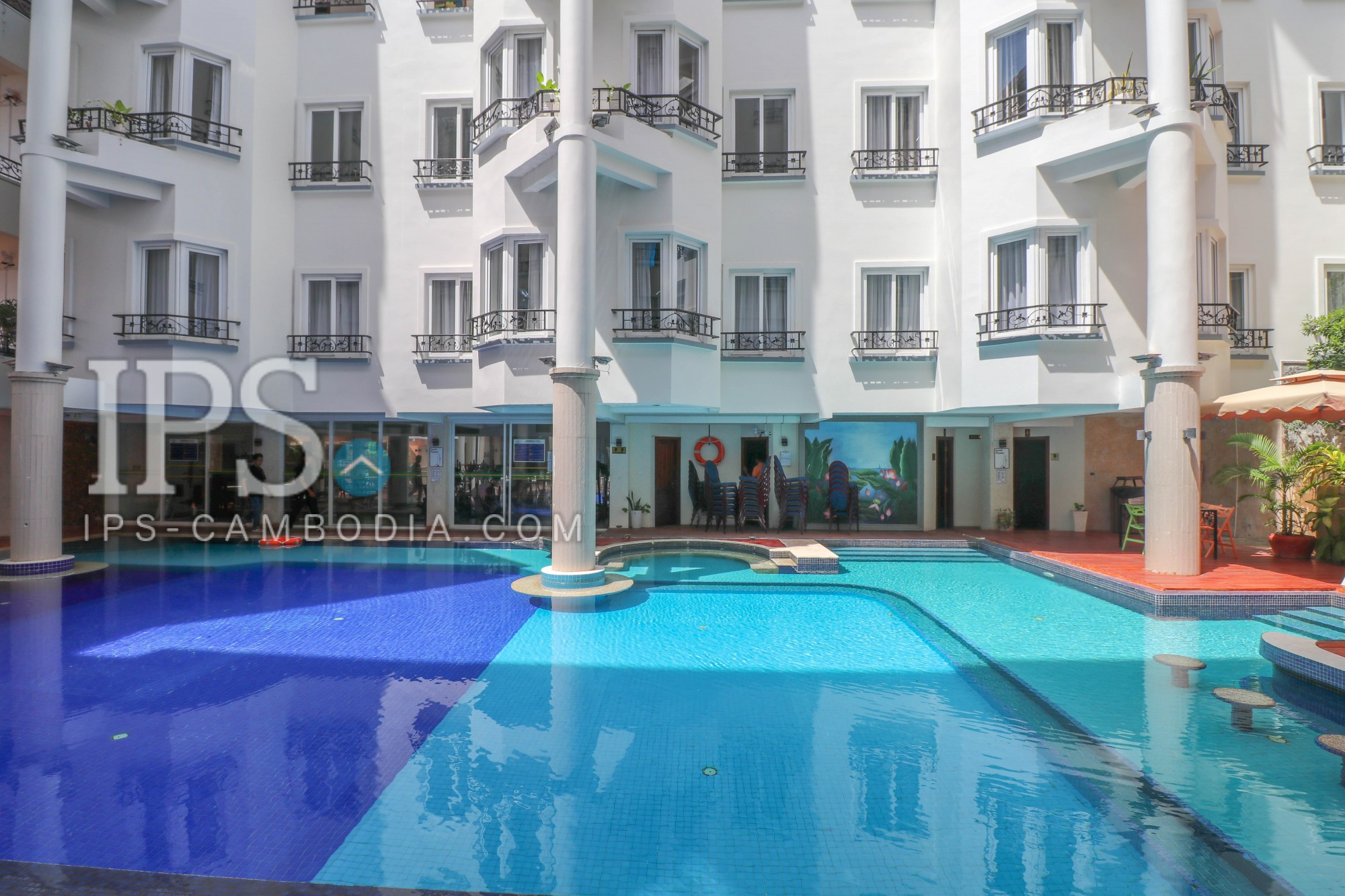 Hotel For Sale - Ochheuteal Beach, Sihanoukville