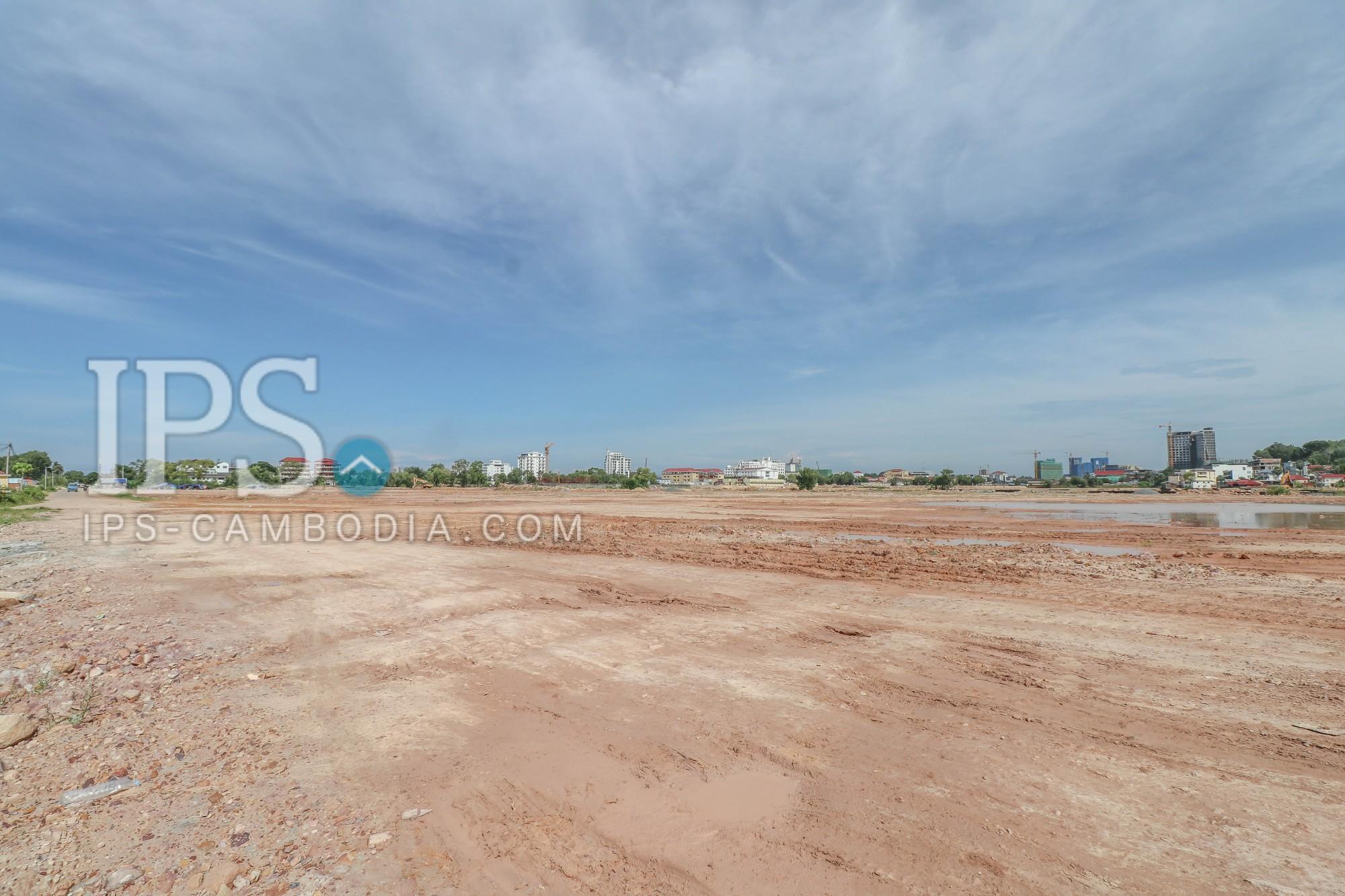 16045sqm Land For Sale - Ochheuteal Beach Area, Sihanoukville