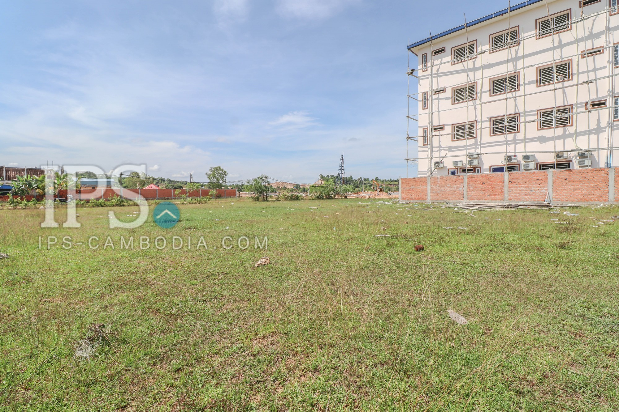 1,400sqm Land For Sale - Mittapheap, Sihanoukville