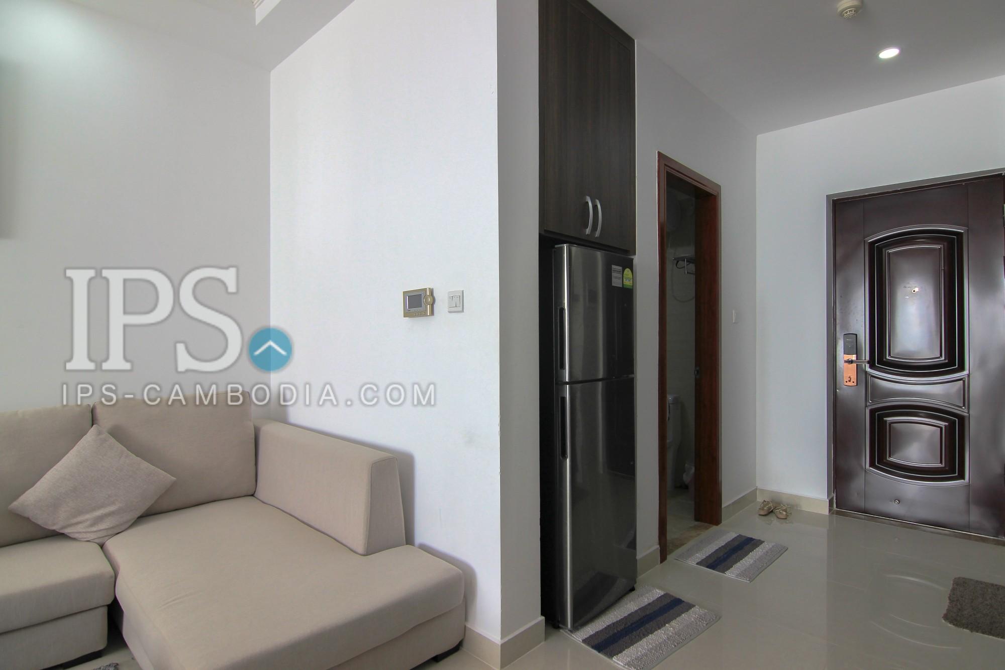 1 Bedroom Apartment for Sale - Tonle Bassac, Phnom Penh