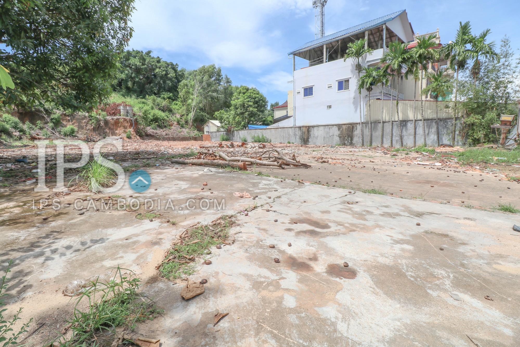 1500 sqm Land For Rent - Sihanoukville