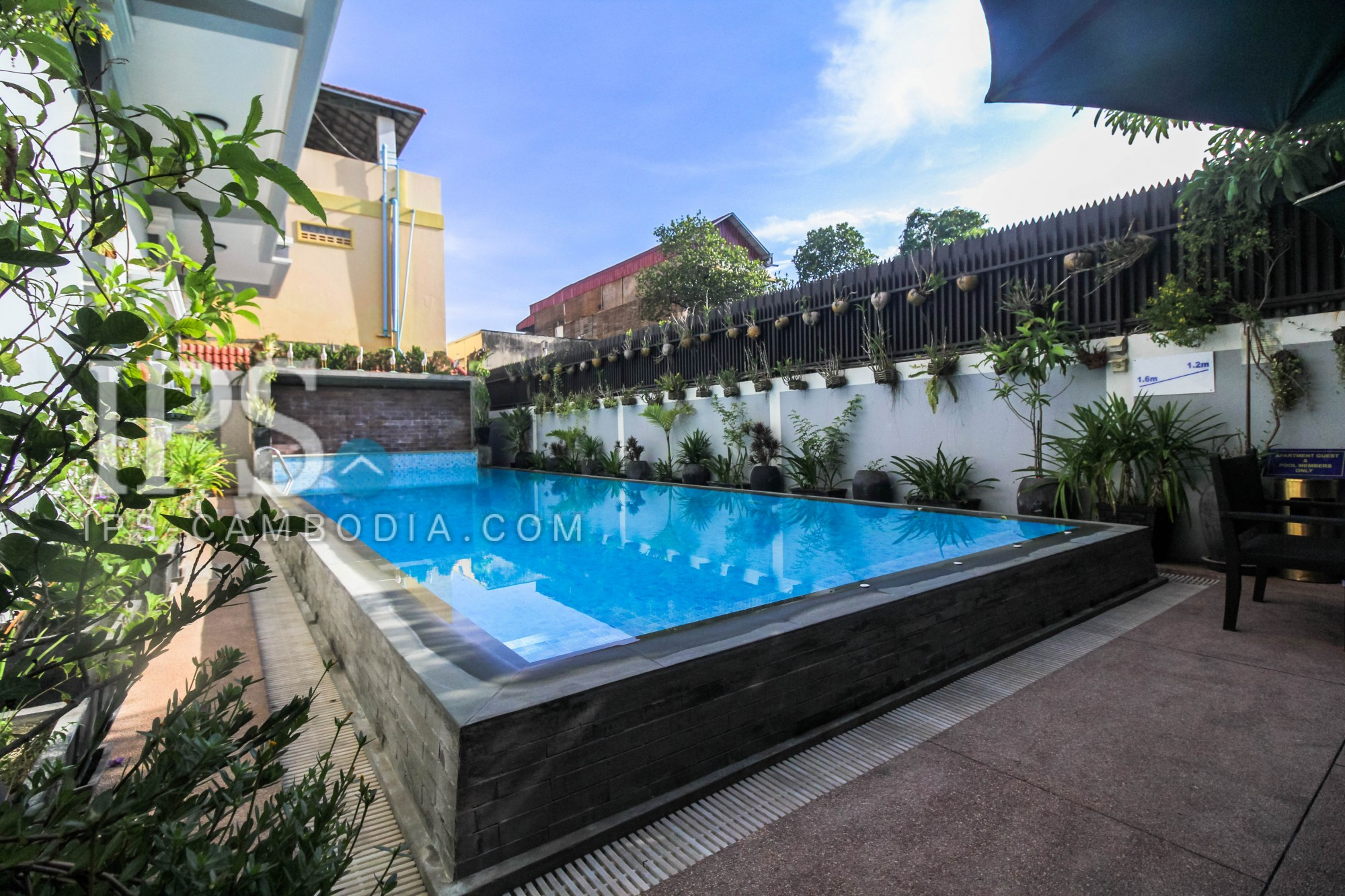2 Bedrooms Apartment For Rent - Kouk Chak, Siem Reap