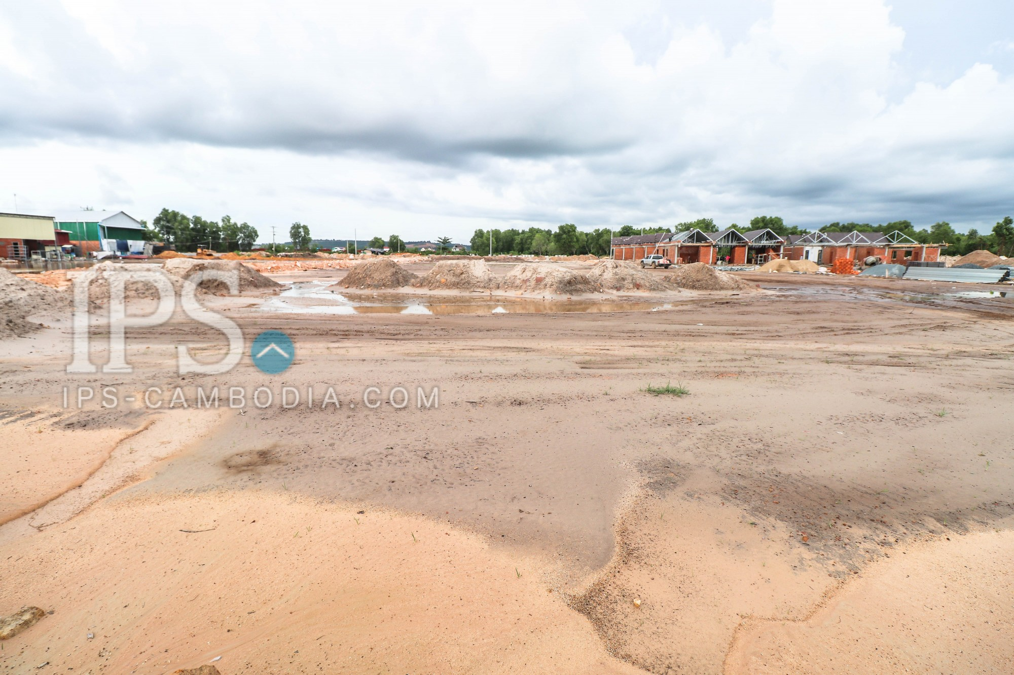 Land For Rent - Sihanoukville (China Town)